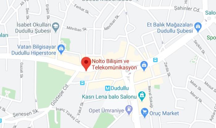 Nolto Google Maps
