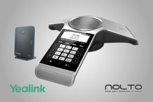 Yealink CP930W IP Konferans Telefonu