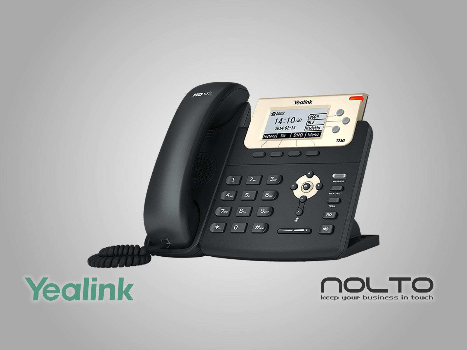 Yealink T23G IP Telefon