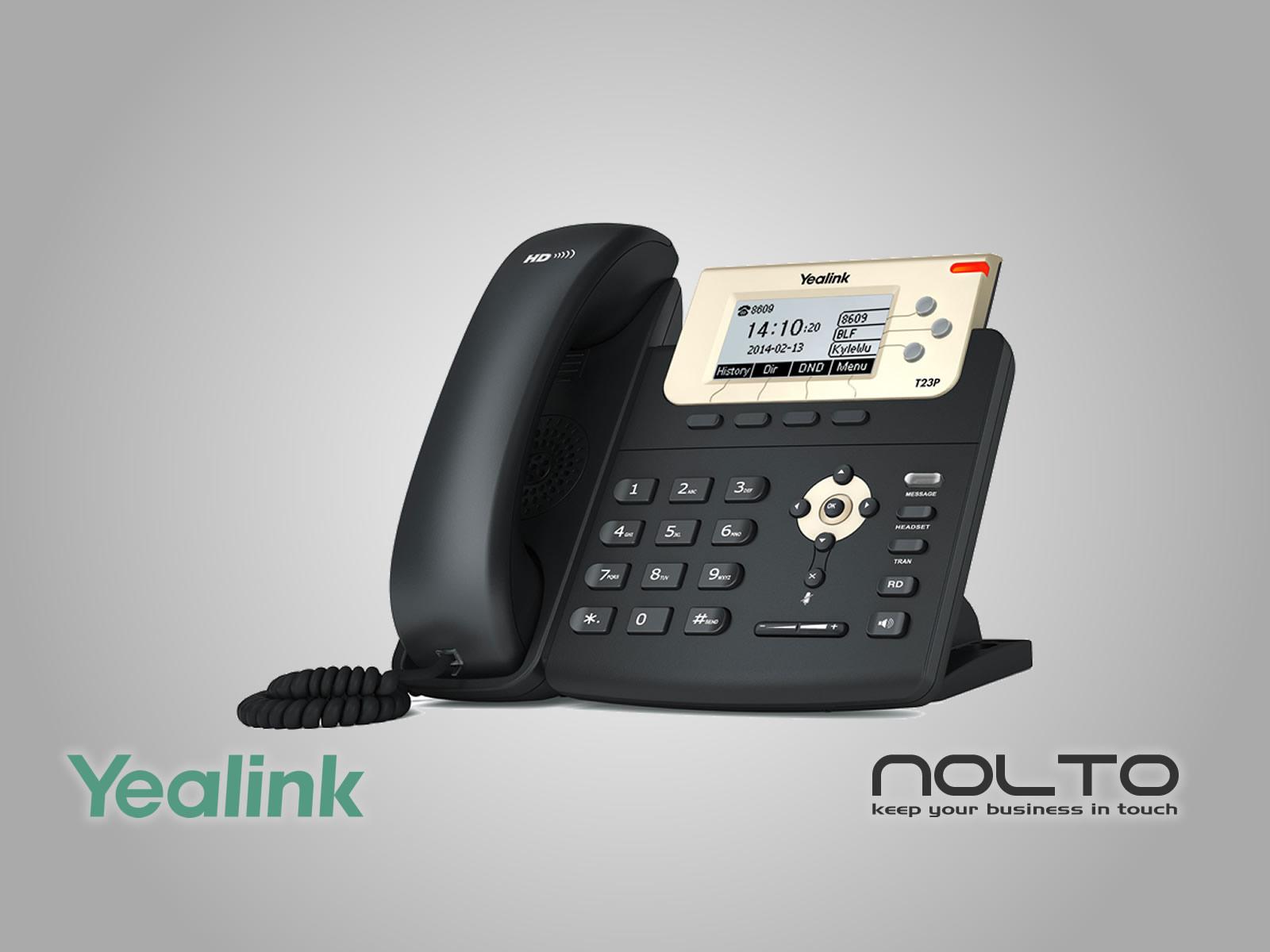 Yealink T23P IP Telefon