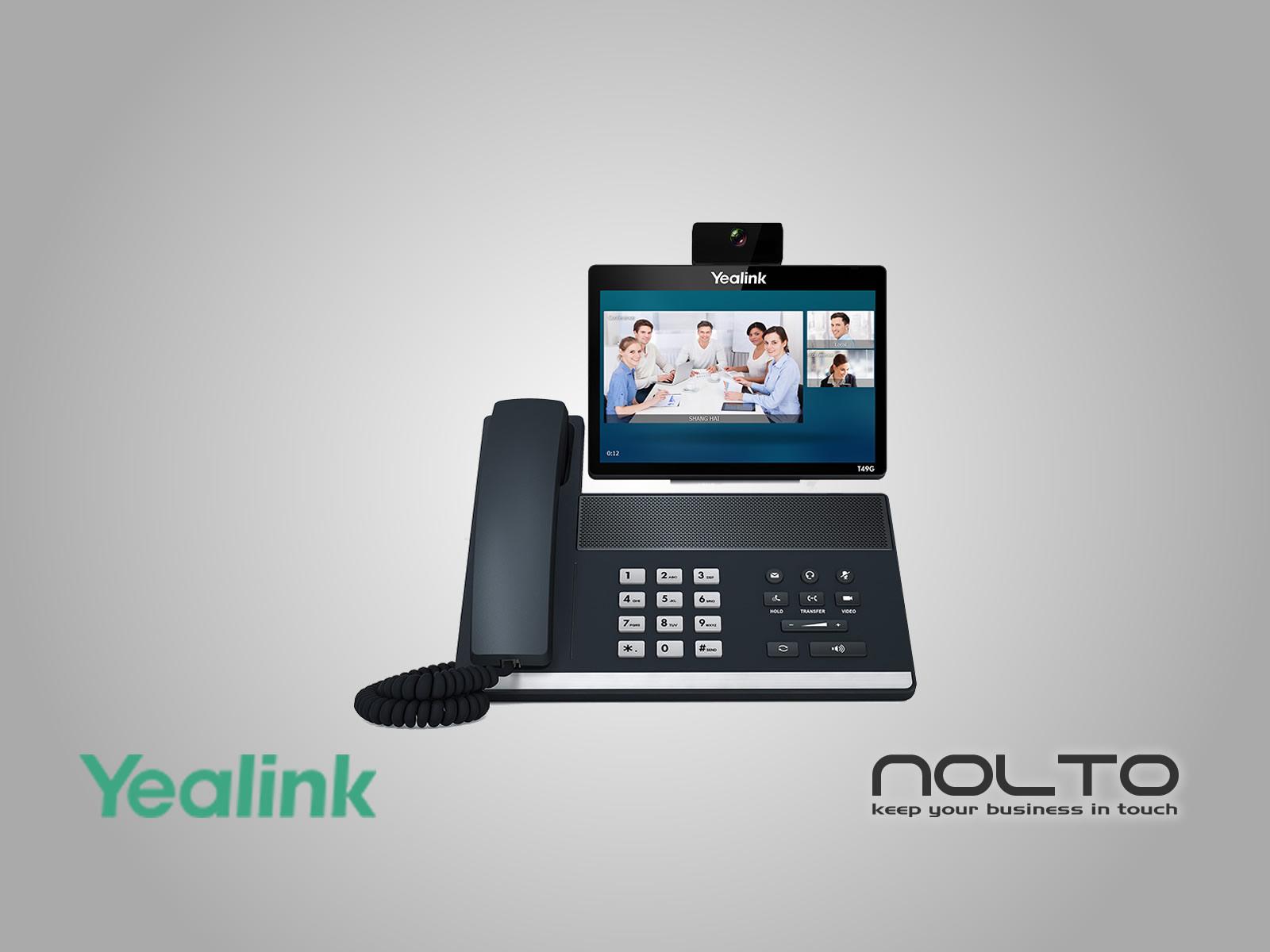 Yealink T49G IP Telefon
