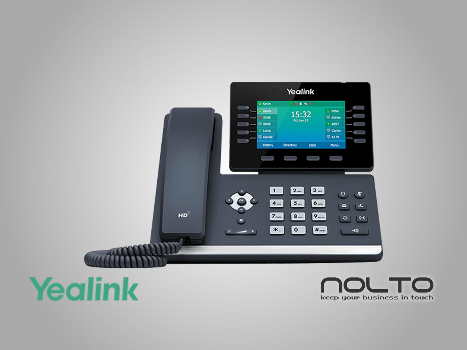 Yealink T54W IP Telefon