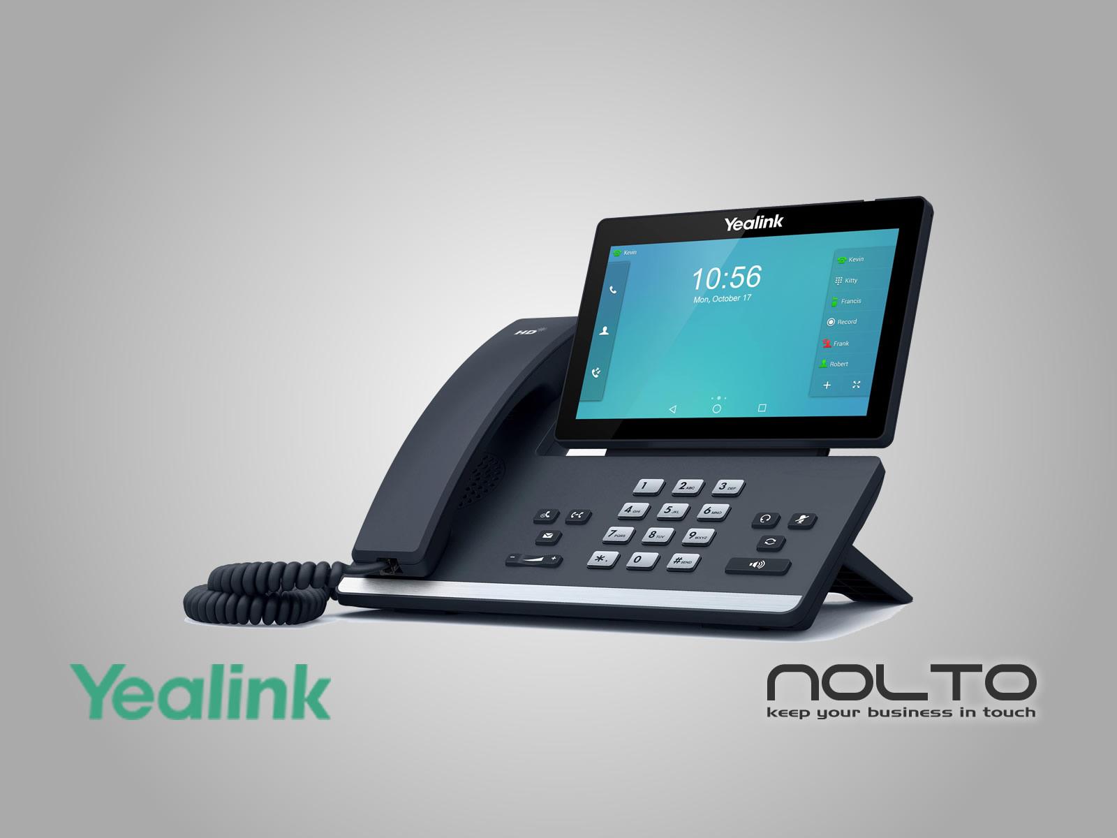 Yealink T56A IP Telefon