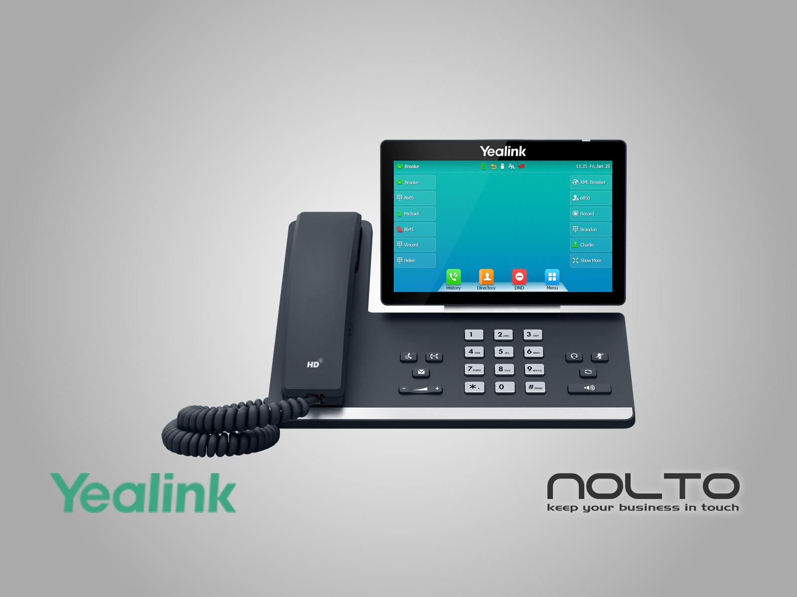 Yealink T57W IP Telefon