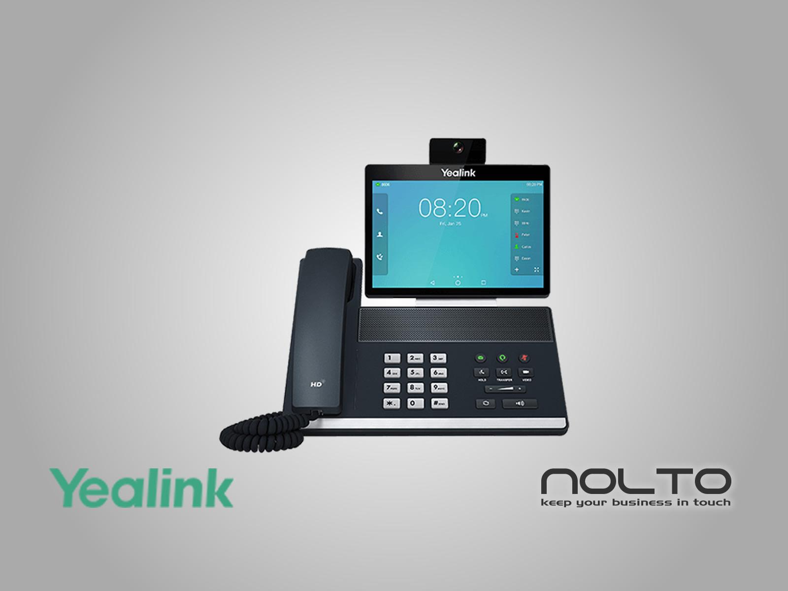 Yealink VP59 IP Telefon