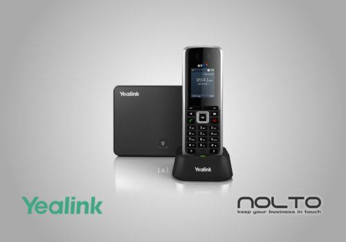 Yealink W52P IP Dect Telefon