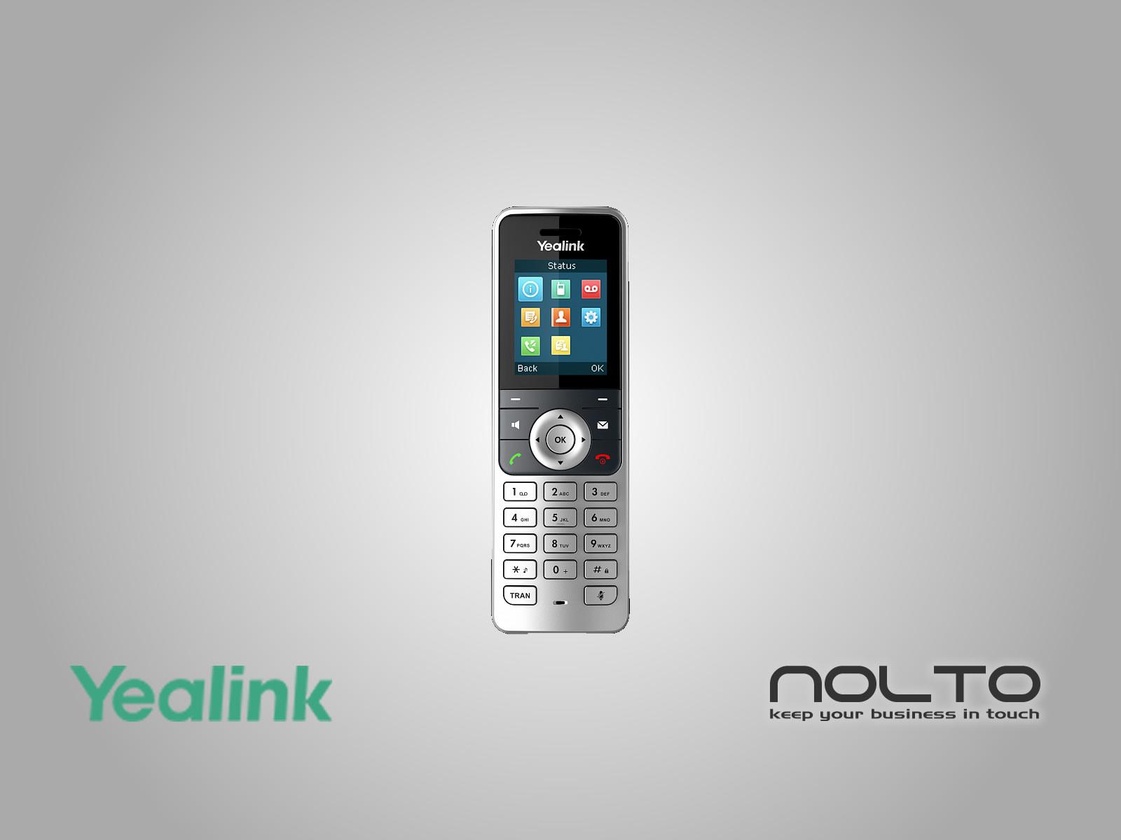 Yealink W53H IP Dect Telefon