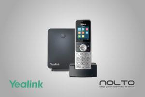 Yealink W53P IP Dect Telefon
