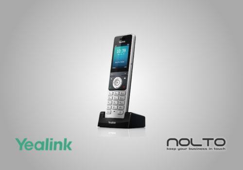 Yealink W56H IP Dect Telefon