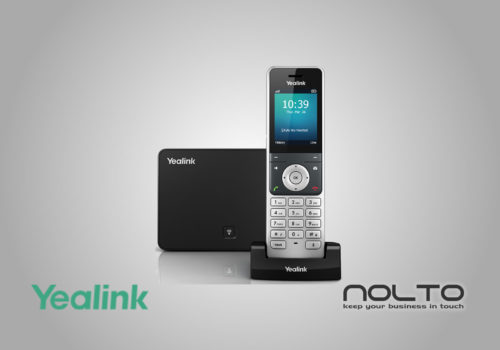 Yealink W56P IP Dect Telefon