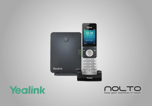 Yealink W60P IP Dect Telefon