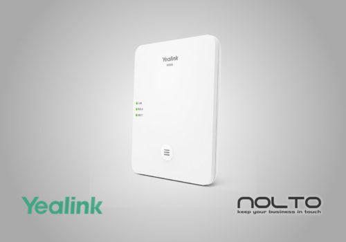 Yealink W80 Dect IP Multi-Cell System