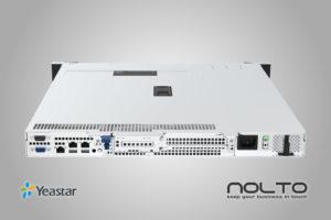 Yeastar K2 VoIP PBX IP Santral Single Power Supply