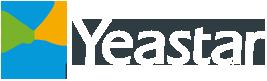 Yeastar Logo Beyaz
