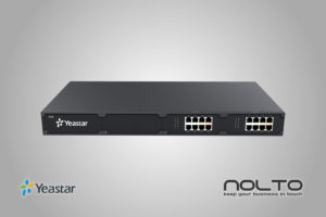 Yeastar S100 Hibrit Tasarım Analog Portları