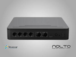 Yeastar S20 IP Santral Portları