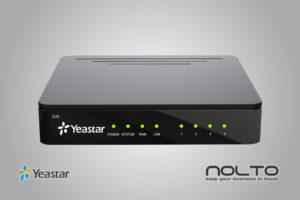 Yeastar S20 VoIP PBX IP Santral Ön Yüz