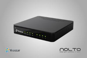 Yeastar S20 VoIP PBX IP Santral Sol