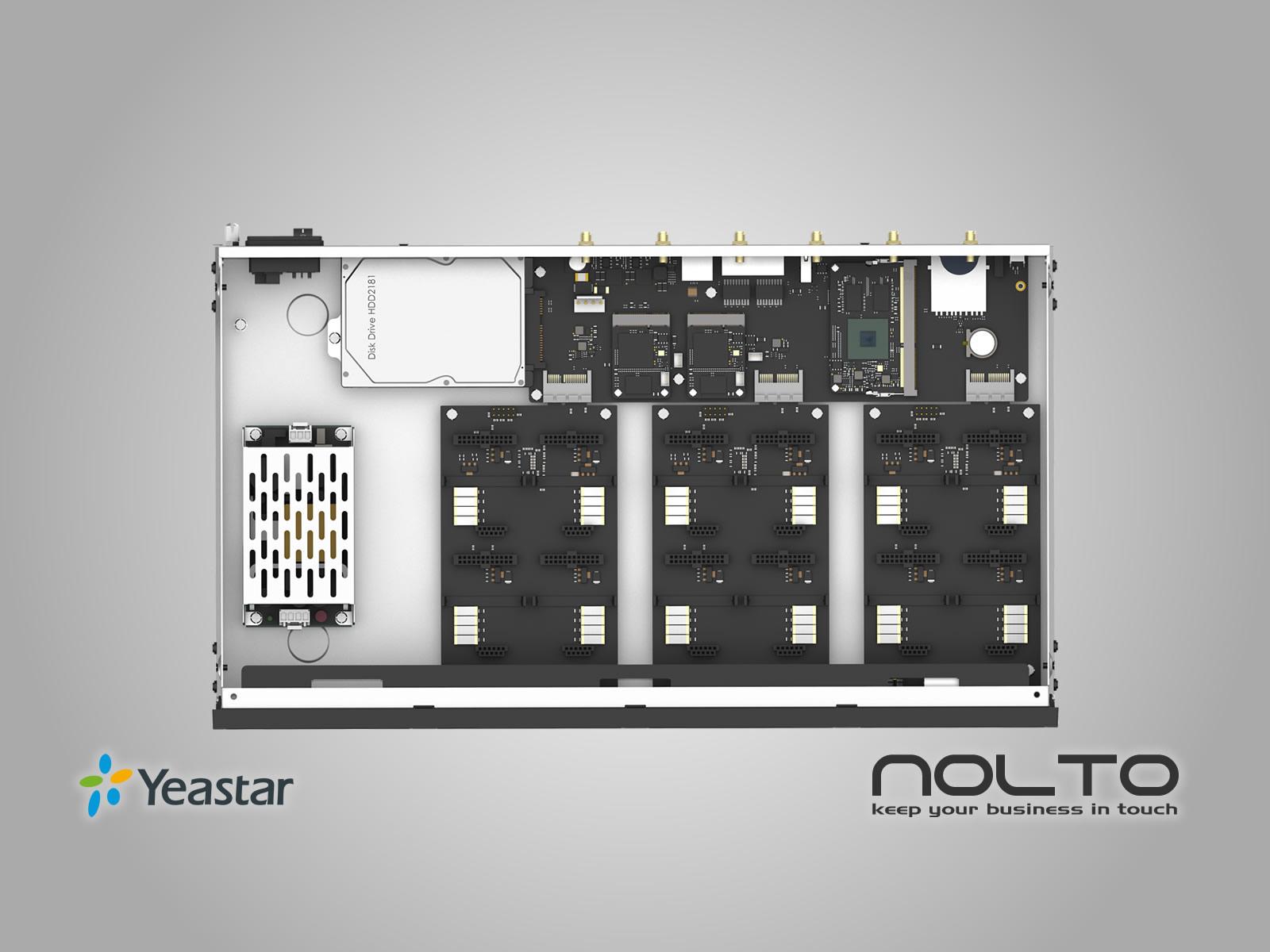 Yeastar S300 VoIP PBX IP Santral