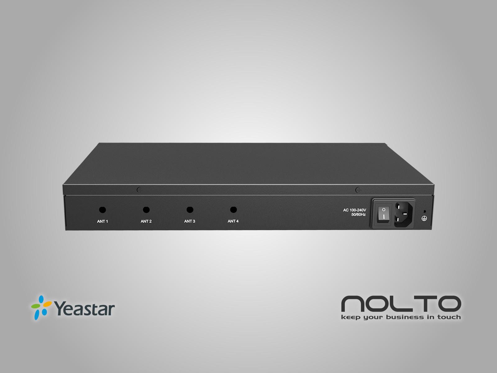 Yeastar S50 VoIP PBX IP Santral Arka