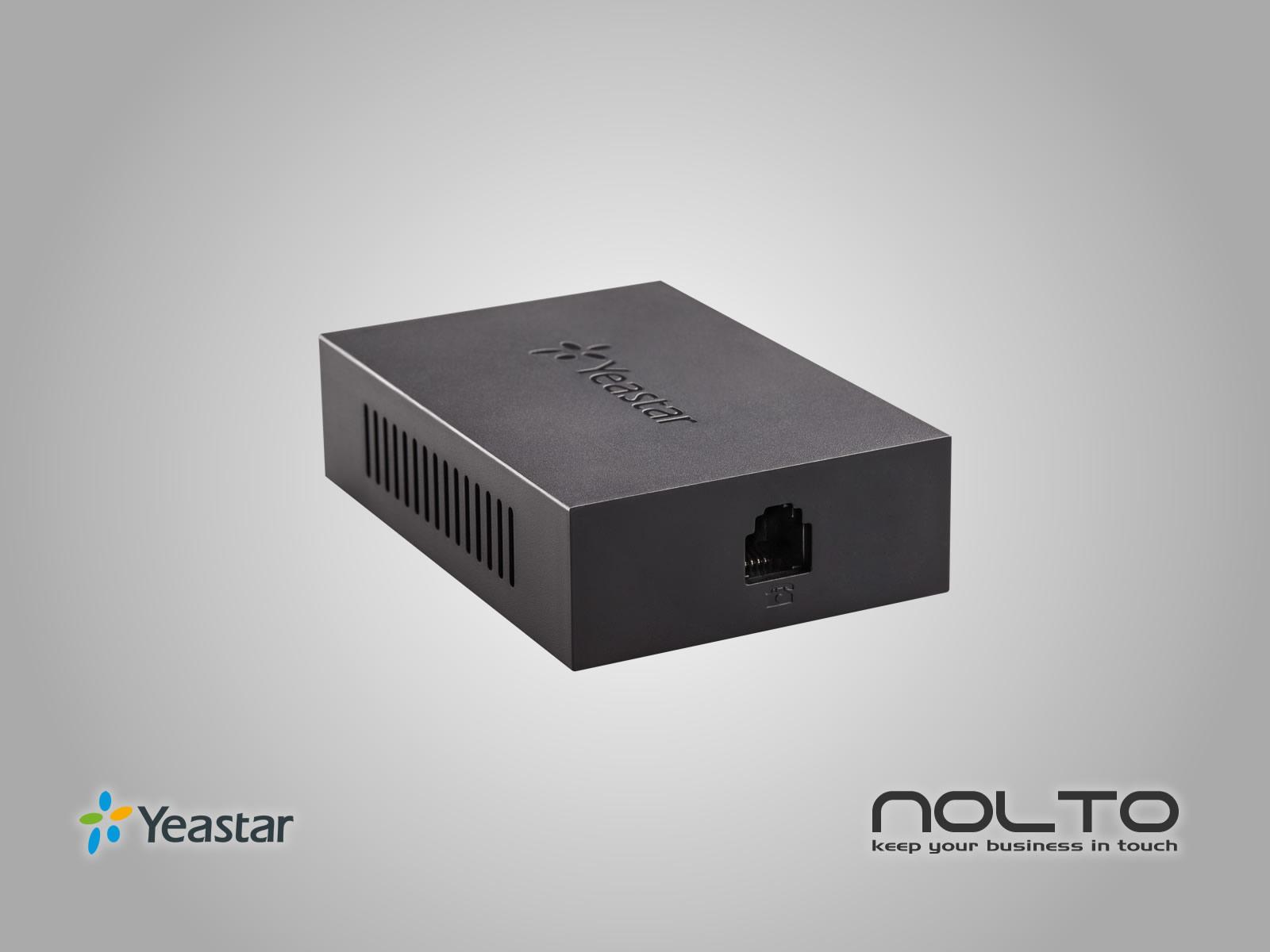 Yeastar TA100 FXS VoIP Gateway
