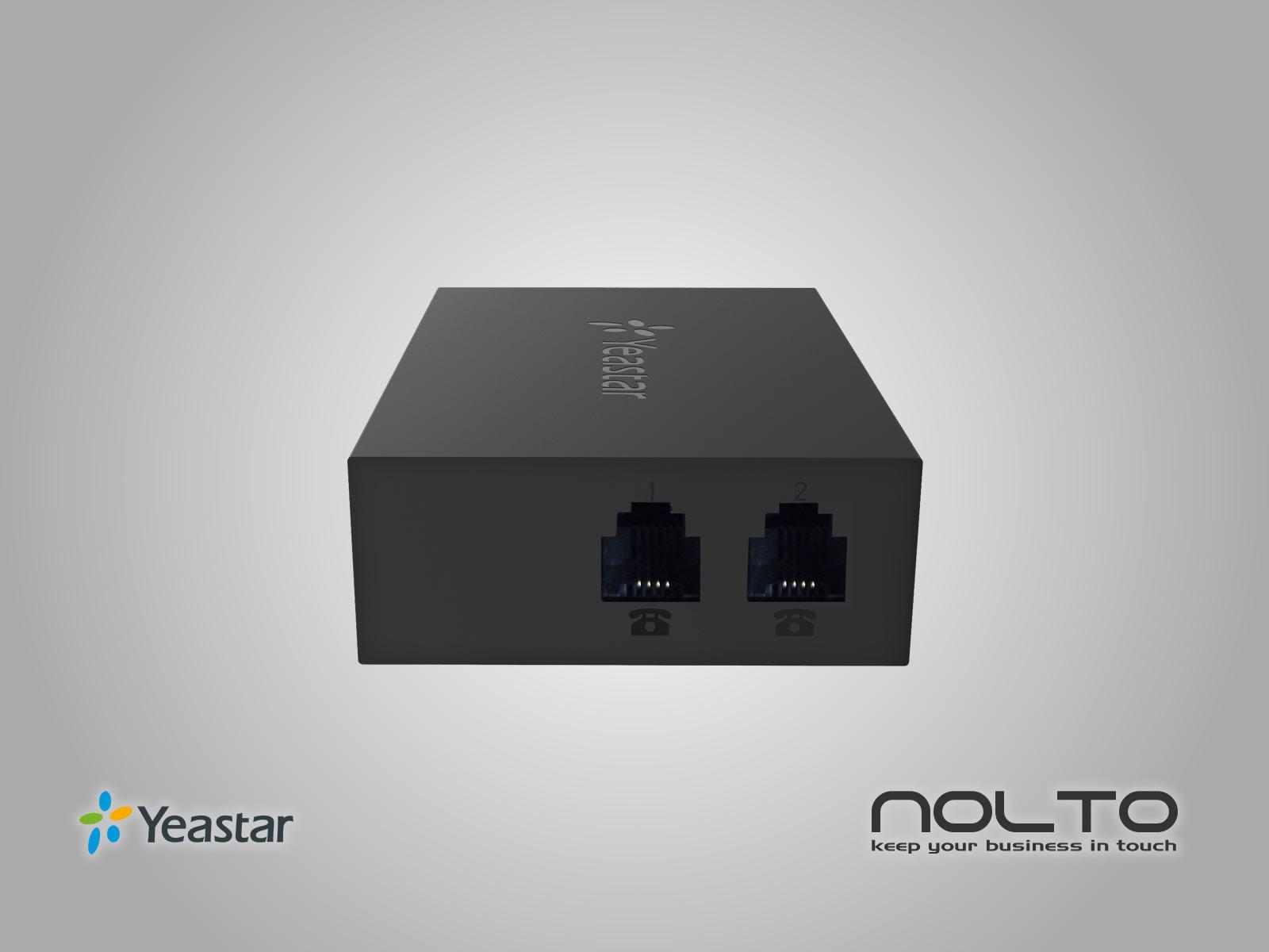 Yeastar TA200 FXS VoIP Gateway