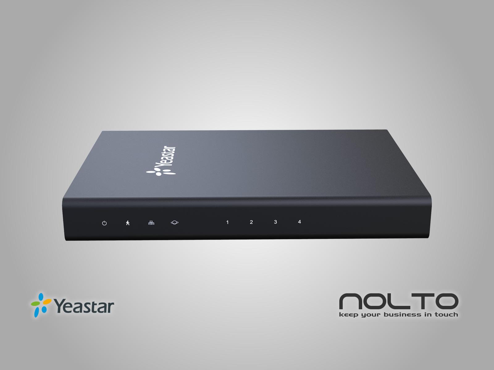 Yeastar TA400 FXS VoIP Gateway