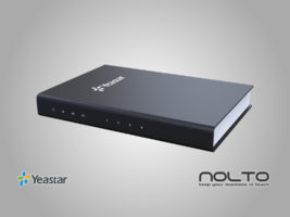 Yeastar TA400 4 Port Analog FXS VoIP Gateway Sol