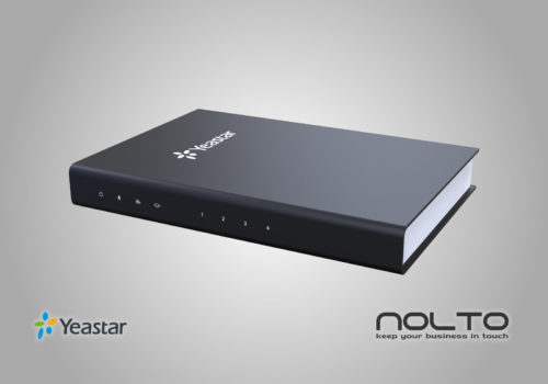 Yeastar TA400 4 Port Analog FXS VoIP Gateway Sol