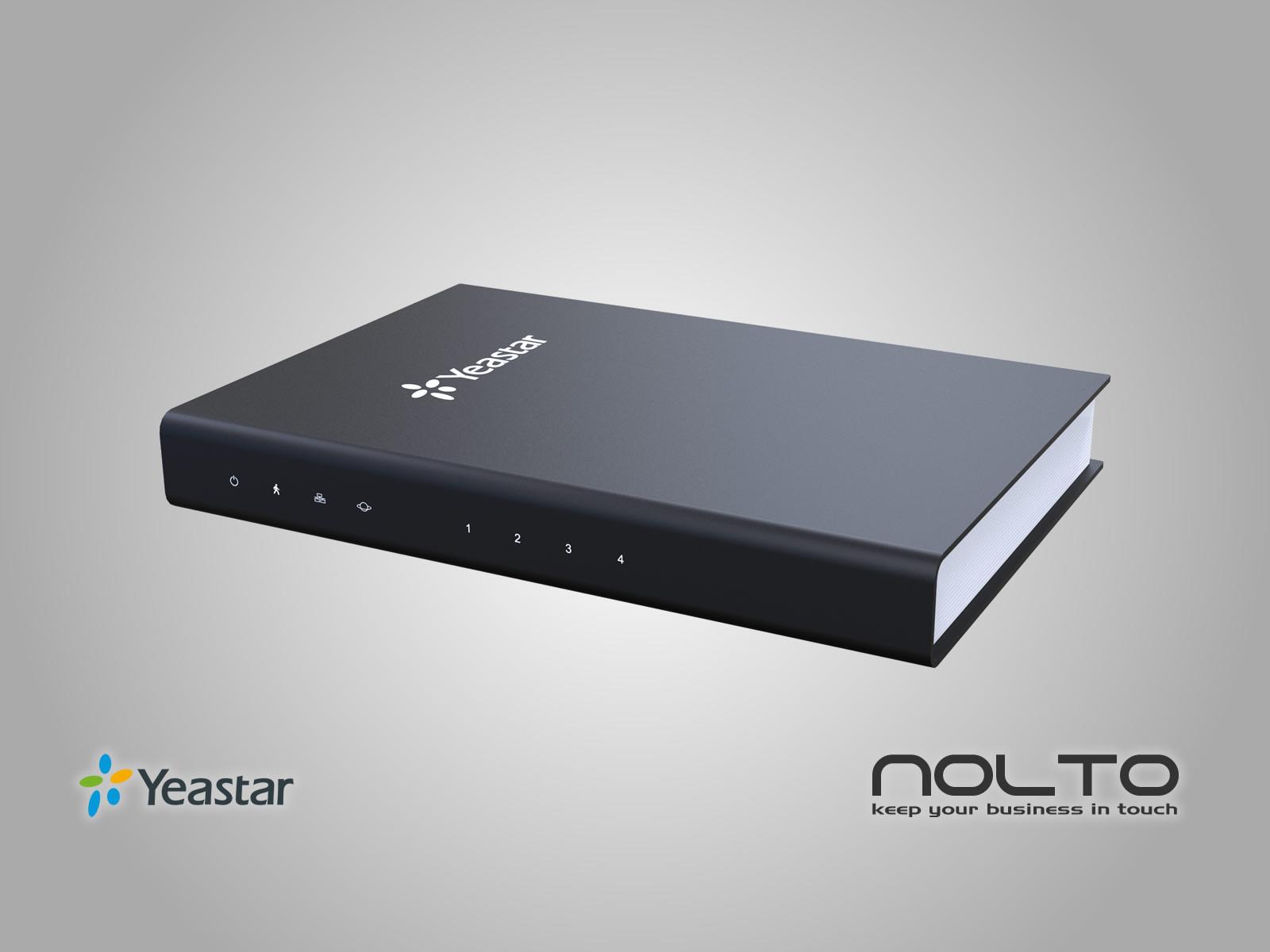 Yeastar TA410 FXO VoIP Gateway