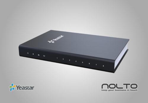Yeastar TA800 8 Port Analog FXS VoIP Gateway