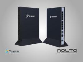 Yeastar TA800 FXS VoIP Gateway