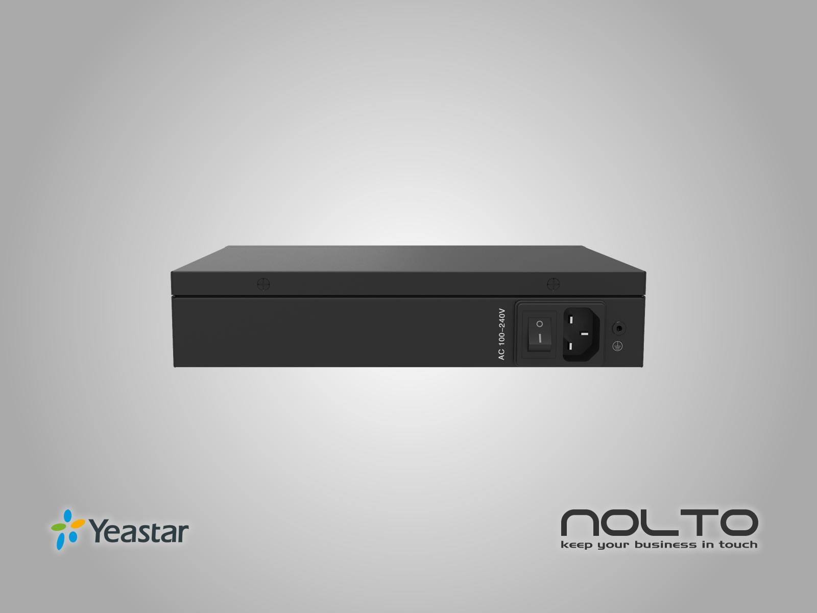 Yeastar TE100 E1/T1 1 Port PRI VoIP SIP Gateway