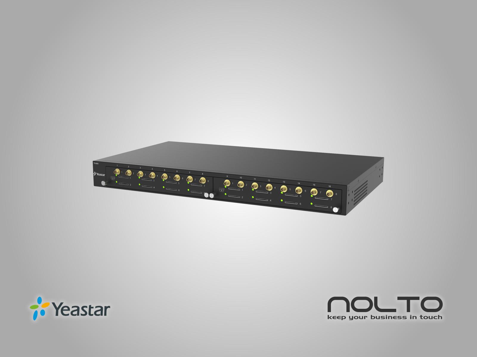 Yeastar TG1600G GSM VoIP Gateway