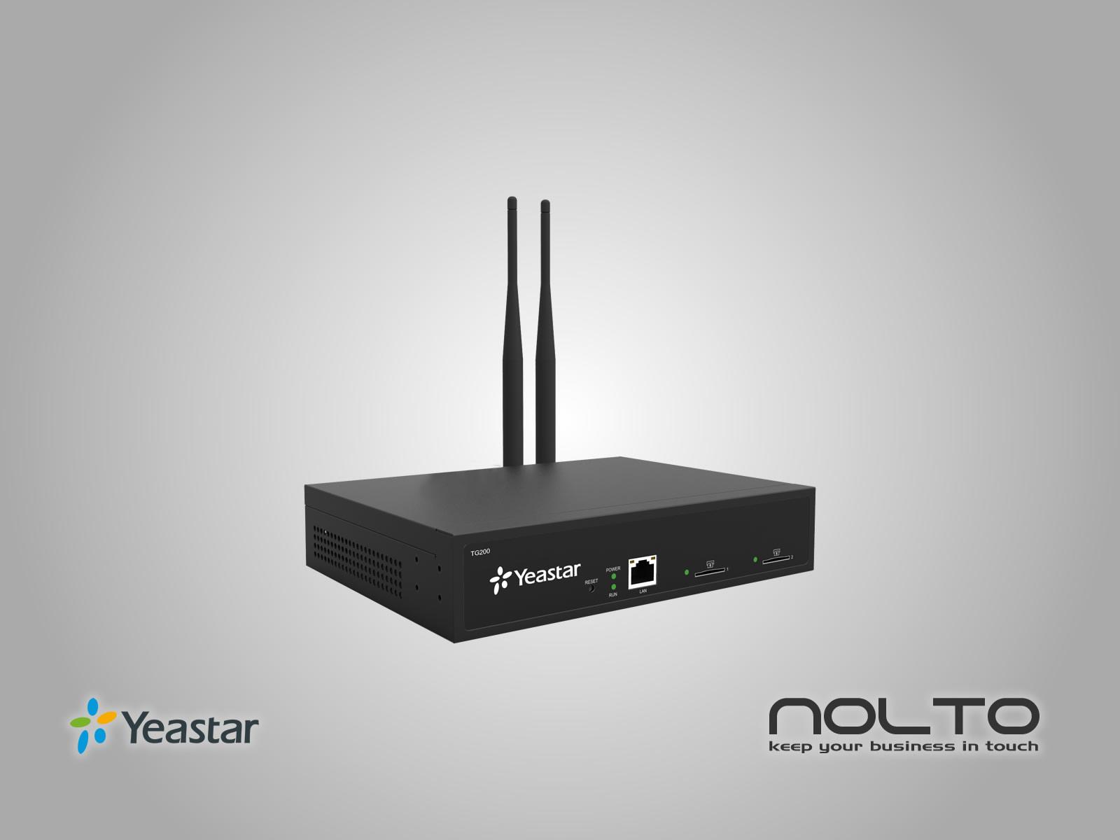 Yeastar TG200G GSM VoIP Gateway