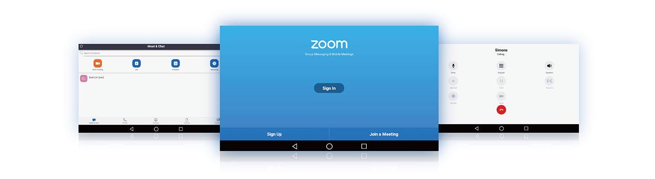 Zoom Uyumluluk