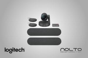 Logitech Rally Plus Video Konferans Sistemi