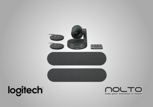 Logitech Rally Plus Video Konferans Sistemi