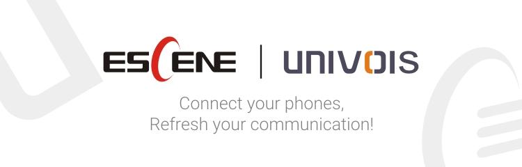 Escene ve Univois Logo