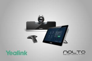 Yealink VC500 Video Konferans Sistemi