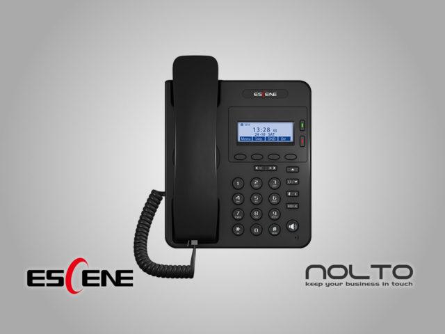 Escene ES210-P En Ucuz IP Telefon