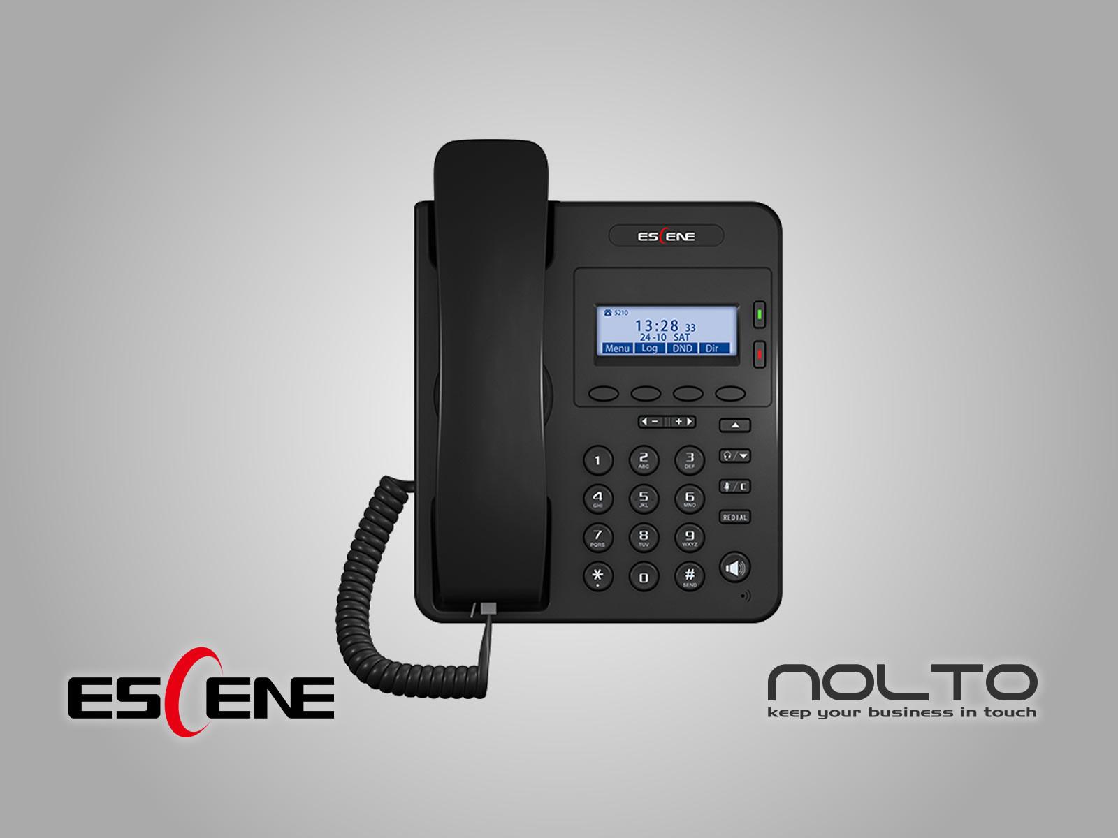 Escene ES210-P IP Telefon