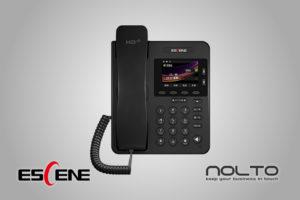 Escene ES270-PC IP Telefon