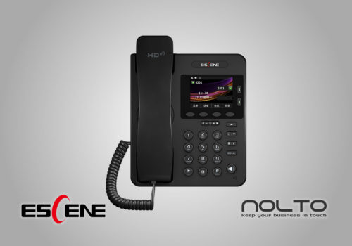 Escene ES270-PC IP Telefon