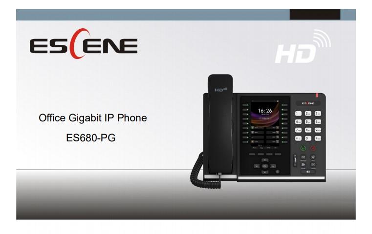 IP Phone-Es680-pg
