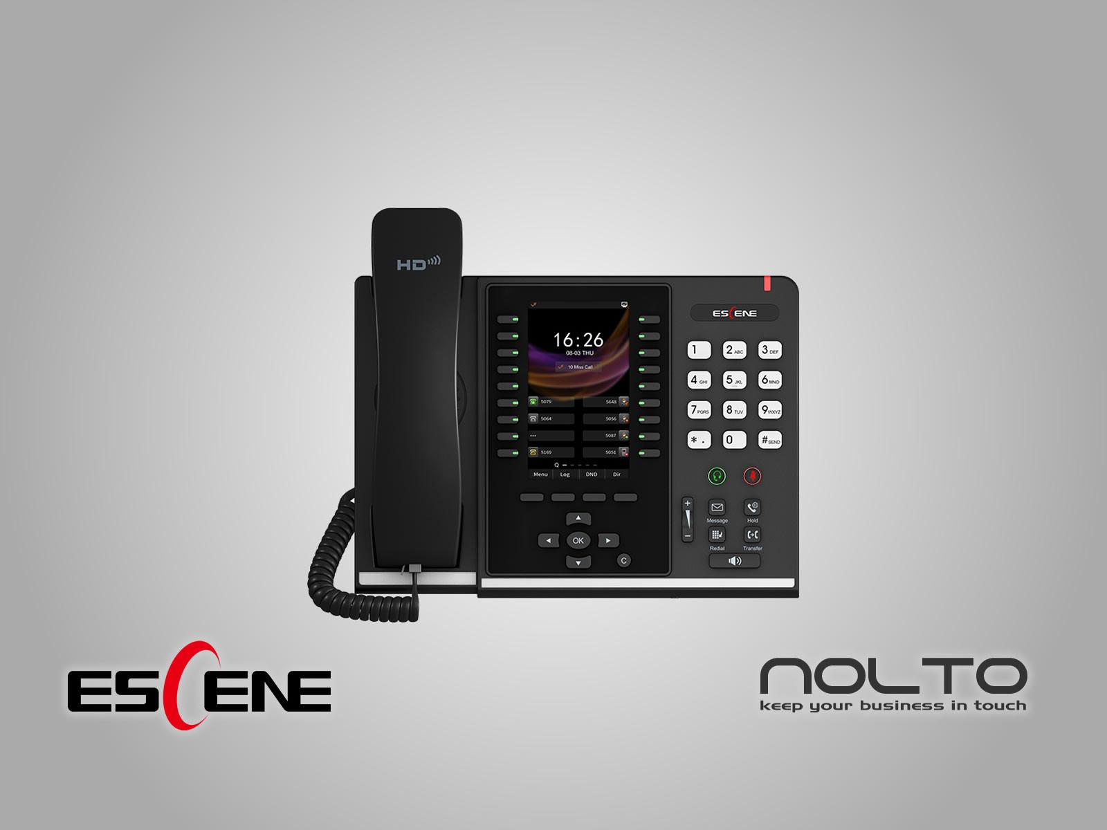Escene ES680-PEGS IP Telefon