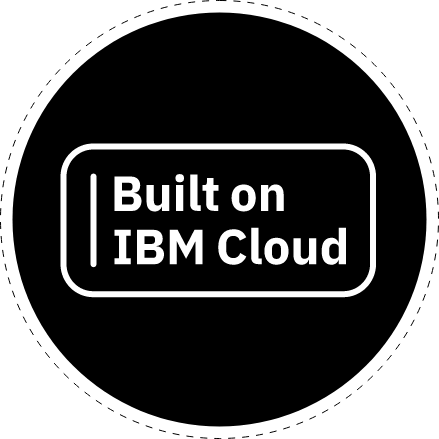 built on ibm cloud