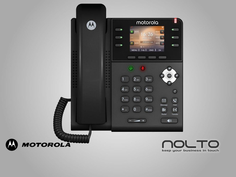 Motorola 300ip 6P Ofis Telefonu