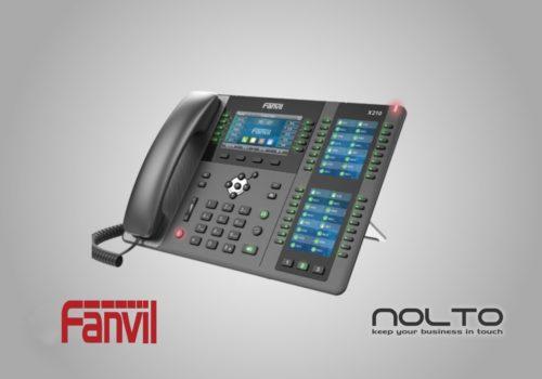 Fanvil-x210-konsol-sekreter-telefonu