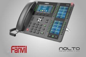 Fanvil-x210-konsol-sekreter-telefonu2